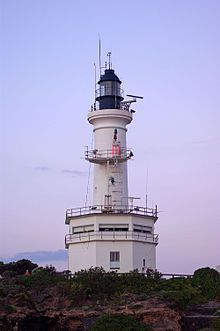 Point Lonsdale #Lighthouse http://en.m.wikipedia.org/wiki/Point_Lonsdale_Lighthouse#/image/File:Point_Lonsdale_lighthouse.jpg