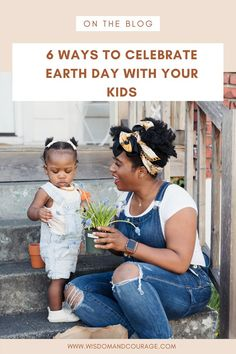 Earth Day is such an important opportunity to get our kids involved in acknowledging and making their effort to care for and honor the earth. Here are 6 fun ways you and your children can make an positive impact on Mother Earth. Sensory Activities Toddlers, Earth Day Activities, Got7, Happy Friendship Day, School Closures, Mom Hacks, Creative Kids, Our Kids, 50th Anniversary