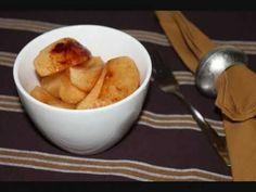Manzana asada en estuche de vapor Lékué | Cocinar Para 2 Fodmap, Tupperware, Microwave, Plant Based, Snack Recipes, Chips, Pudding, Treats, Apple