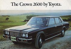 Toyota Crown 2600
