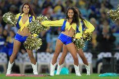 NRL - Parramatta Eels Lets Dance, Cheerleading, Victorious, Cheers, College, Style, Fashion, Moda, University