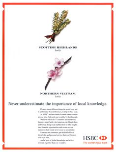 hsbc advertisement local culture - Cerca con Google