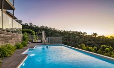Adelaide Hills. City Views. Swimming pool. Luxury. Comfort. InDaily.