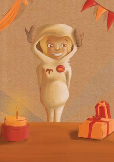 Happy Birthday Aries :)