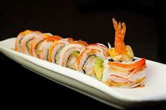 Shaggy Dog Sushi Roll