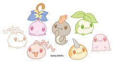 Chibi In-Training Digimon by Daieny on DeviantArt