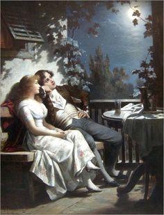 Carl Schweninger (1854/1903) - Áustria.