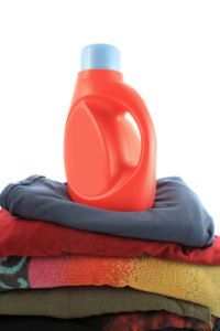 Laundry Detergent - don't forget to have Mom show you how to do laundry first!