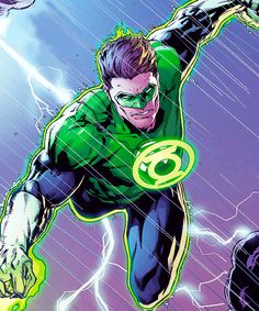 Green Lantern in Justice League #41