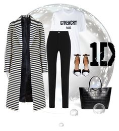 """""""stripes"""" by stefi9 ❤ liked on Polyvore featuring Givenchy"""