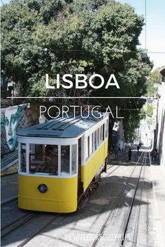The Wanderer's Chronicles: Lisbon Chronicles | Miradouro de São Pedro de Alcântara