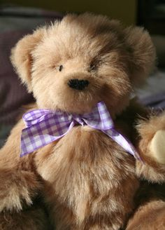 DIY-Teddy Bear by Wendy   Project   Sewing / Toys   Kollabora