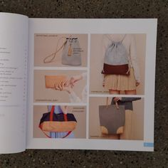 The simple leather and felt backpack appears in my book on how to make your own leather bags. Unfortunately, the book is (for now?) available in German only. Weekender, Make Your Own, Make It Yourself, How To Make, Bucket Bag, Modern Sewing Patterns, Shopper, Diy Kits, Leather Bags