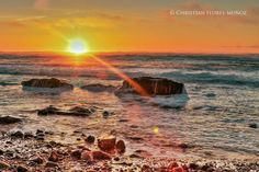 Photographer Christian Flores-Munoz captured the final moments of Valentine's Day sunshine on our Oregon Central Coast. munoz.jpg