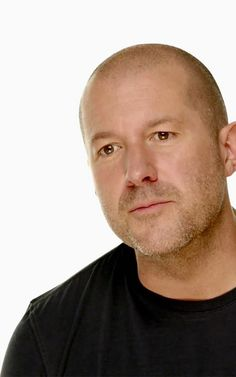 Sir Jonathan Ive - Executive Officer at Apple responsible for all design issues