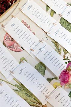 protocolo mesas boda vintage