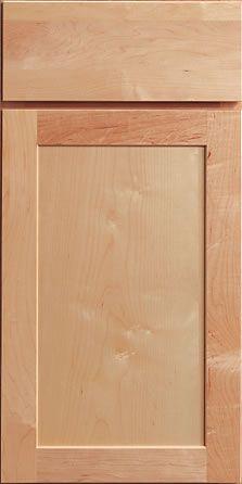 Brookhaven Bridgeport Recessed Door Style Only Color