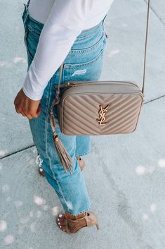 Where I Shop for Designer Bags the One You Need this Fall Cella Jane Chanel Handbags, Purses And Handbags, Chanel Bags, Gucci Bags, Sac Yves Saint Laurent, Bag Prada, Looks Party, Best Designer Bags, Hand Bags Designer
