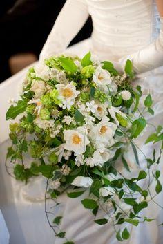 新郎新婦様からのメール マンダリンオリエンタル東京様への画像:一会 ウエディングの花