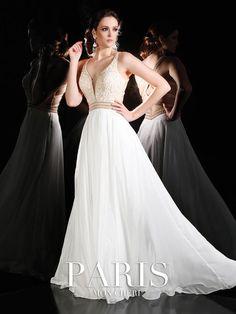 Paris by Mon Cheri 116771 Paris Prom by Mon Cheri Amanda-Lina's Sposa Boutique - Wedding Gowns, Prom, Bridesmaid and Evening Dresses