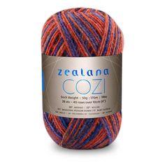 Colour Cozi Kite Fest, Artisan Sock weight, Artisan Cozi, Zealana Cozi Kite Fest, Zealana Cozi, Kite Fest CP09, Zealana Kite Fest, Knitting Yarn, Knitting Wool, Crochet Yarn