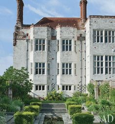 An Updated English Manor Photos | Architectural Digest