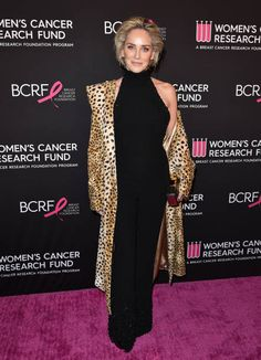 Sharon Stone Photos, Editorial, Cancer Man, Stock Foto, Beautiful Person, Stock Pictures, Cheetah Print, Royalty Free Photos, Breast Cancer