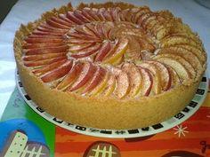 Imagem da receita Torta de maçã