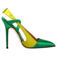 Manolo Blahnik Heels // for a #Baylor gal?