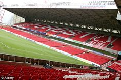 The Brian Clough Stand