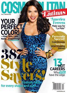 Cosmopolitan For Latinas Fall Winter 2012