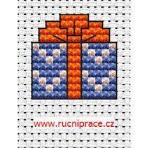 Gift, cross stitch