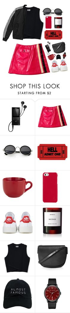 """""""Hell"""" by mode-222 ❤ liked on Polyvore featuring Sony, Moschino, Retrò, Pier 1 Imports, Polo Ralph Lauren, adidas Originals, Byredo, Topshop, Nasaseasons and Ted Baker"""