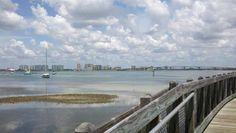 Ringling Bridge, Sarasota, Florida