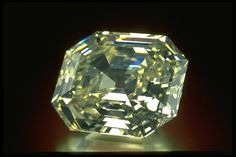 The Portuguese:  The Portuguese Diamond, at 127.01 carats is the largest faceted diamond in the National Gem Collection in the Smithsonian Institute, Washington, DC. Its near flawless clarity and unusual octagonal emerald cut make it one of the world's most magnificent diamond gems