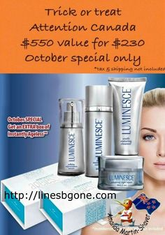 During the month of October 2015 when you Join one time membership $29.95 to buy product at wholesale and buy your Distributor Kit minimum $199.00 you will receive an extra Box of Instantly Ageless. Quite a nice little profit don't you think. #AmandaMartinShaver #InstantlyAgeless