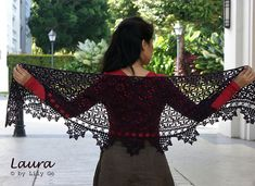 Ravelry: Laura pattern by Lily Go