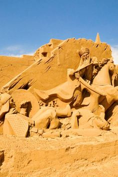 "Check out ""Sand Sculpting Australia"" in Melbourne"