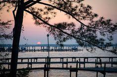 By Carl Miller /Facebook -- #K12014 Sunset. Orange Beach, Alabama. April 2014 Scott Kelly, Orange Beach, Alabama, Landscapes, Sunset, Facebook, Photos, Outdoor, Paisajes