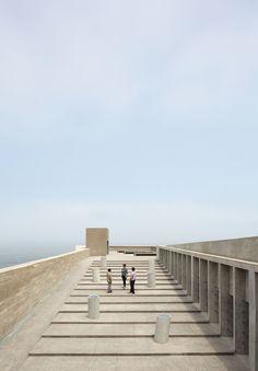 Construido por Barclay & Crousse en Lima, Peru con fecha 2013. Imagenes por Cristobal Palma / Estudio Palma. El proyecto tiene como principal cometido el de dignificar al hombre e insertarse armoniosamente en su contexto geogr...