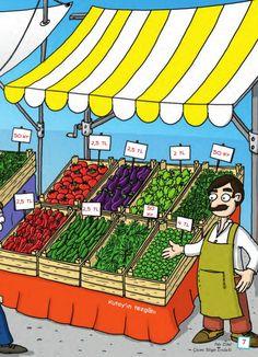 balık pazarı çizim - Google'da Ara