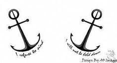 best friend tattoos for girls - Rachel kain! Bff Tattoos, Bestie Tattoo, Anchor Tattoos, Best Friend Tattoos, Future Tattoos, Tattoo You, Tatoos, Tattoo Time, Small Cross Tattoos