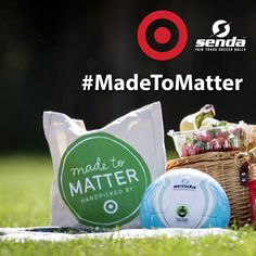 BIG NEWS: @sendaathletics #FairTrade Soccer Balls are now at @Target! Enter the #giveaway   here: http://fairtrd.us/1FNV4Fs  #MadetoMatter #win #soccer #Target