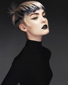 www.esteticamagazine.co.uk | Hair: Ken Picton, Paul Dennison and Nicola Stevens Photos: Andrew O'Toole Make-up: Naoko Scintu Styliing: Desiree Lederer Products: L'Oreal Professionnel