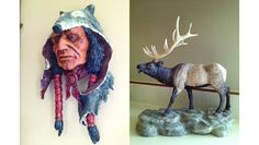 Ridge Woodcarvers meet every Tuesday from 2-8pm in the MacArthur Center at Florida Presbyterian Homes