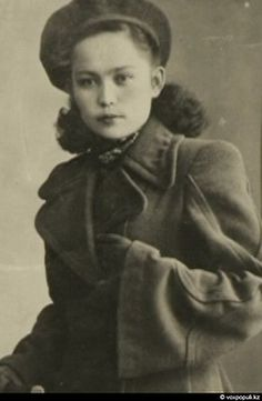 Hiuaz Kairovna Dospanova (1922-2008), the only female pilot and navigator from Kazakhstan to serve during the Second World War, From May 1942 she served as navigator, and later became the head of communication of the 46th Guards Night Bomber Regiment—commonly referred to as the Night Witches, a nickname they were given by the Germans that they terrorized in their nightly raids.