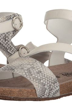 Mephisto Indra (Sand Boa/Fog Cigale) Women's Sandals - Mephisto, Indra, INDRA 3332/6234, Footwear Open Casual Sandal, Casual Sandal, Open Footwear, Footwear, Shoes, Gift - Outfit Ideas And Street Style 2017