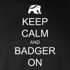 Lolz, honeybadgers don't care.