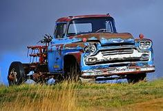 Old Chevy Truck.jpg Ed Goodfellow