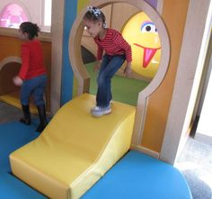 8 Things to Do with a Toddler in Washington DC: Visit an Indoor Playground or Amusement Center